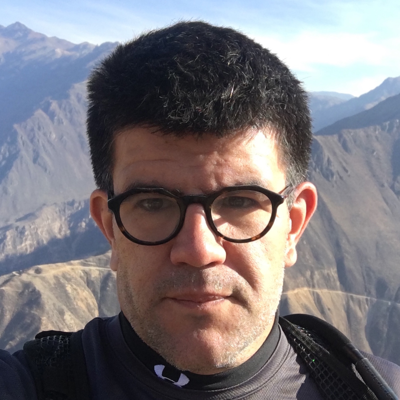 Fernando Pérez Cruz